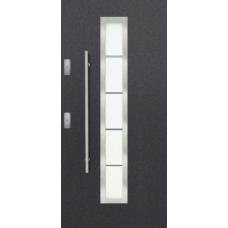 Металлическая дверь КТМ XIs1 антрацит