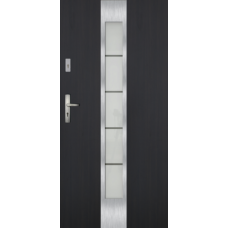 Металлическая дверь КТМ XIs2 венге