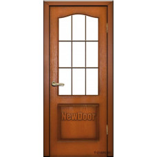 Двери межкомнатные МДФ Ньюдор №3