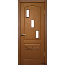 Двери межкомнатные МДФ Ньюдор №10