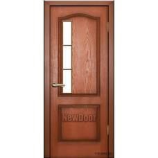 Двери межкомнатные МДФ Ньюдор №13