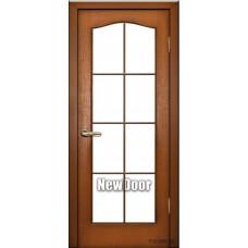 Двери межкомнатные МДФ Ньюдор №16