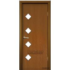 Двери межкомнатные МДФ Ньюдор №25