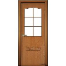 Двери межкомнатные МДФ Ньюдор №36