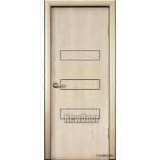Двери межкомнатные МДФ Ньюдор №44
