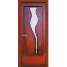 Двери межкомнатные МДФ Ньюдор №62