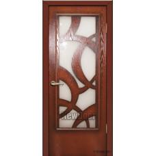 Двери межкомнатные МДФ Ньюдор №69
