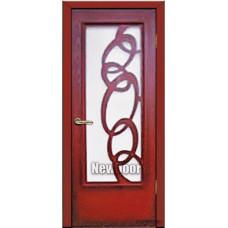 Двери межкомнатные МДФ Ньюдор №73
