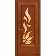 Двери межкомнатные МДФ Ньюдор №76