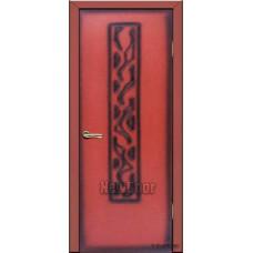 Двери межкомнатные МДФ Ньюдор №81