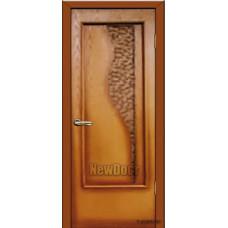 Двери межкомнатные МДФ Ньюдор №83