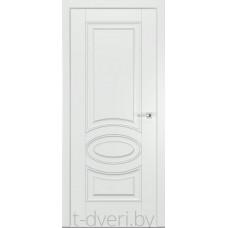 Межкомнатные двери крашенные эмалью Халес модель Аликанте тип A