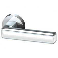 Ручка дверная раздельная CUBE URB3