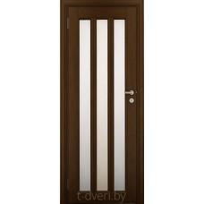 Межкомнатная дверь «DD» массив ольхи тип 2