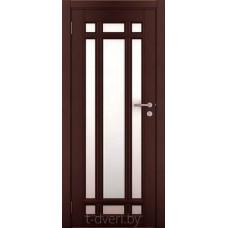 Межкомнатная дверь «DD» массив ольхи тип 5
