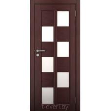 Межкомнатная дверь «DD» массив ольхи тип 8