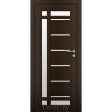Межкомнатная дверь «DD» массив ольхи тип 9