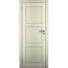 Межкомнатная дверь «DD» массив ольхи тип 19