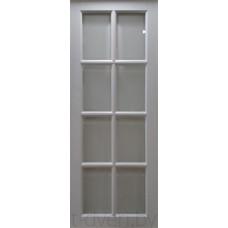 Межкомнатная дверь «DD» массив ольхи тип 22