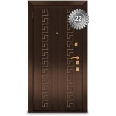Входная металлическая дверьЭльбор Люкс