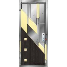 Входная металлическая дверьЭльбор Эконом