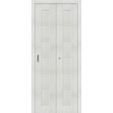 Межкомнатная дверь ElPorta складная Порта 21