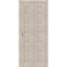 Межкомнатная дверь ElPorta складная Порта 22