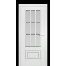 Межкомнатные двери крашенные эмалью Халес модель Аликанте тип JR2