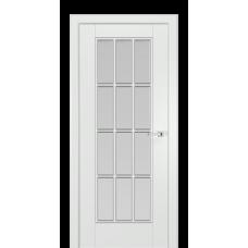 Межкомнатные двери крашенные эмалью Халес модель Аликанте тип KR2