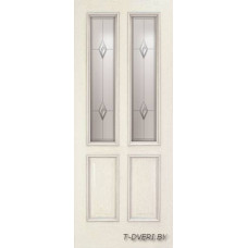 """Двери межкомнатные массив """"Халес"""" модель Плимут"""