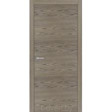 Дверное полотно шпонированное дубом «Халес» модель Уника 1 Французская Ривьера