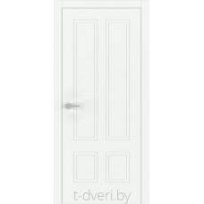 """Дверь межкомнатная шпон ясеня крашенная эмалью """"Халес"""" модель Уника 2 Тип G"""