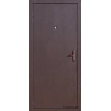 Металлическая дверь Йошкар модель Стройгост 5-1 Металл/Металл