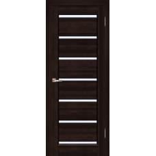Межкомнатная дверь из массива ольхи модель Премьер Плюс ЧО Венге