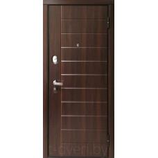 Металлическая дверь «Медведев и К» модель Блэйд