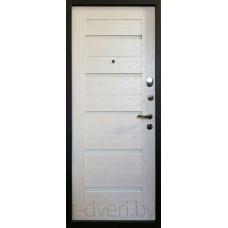 Металлическая дверь серии T-doors  модель Денвер