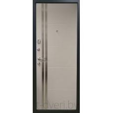 Металлическая дверь серии T-doors  модель Эстет