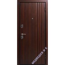 Металлическая дверь «Медведев и К» модель Центро