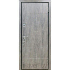 Металлическая дверь серии T-doors  модель Рио