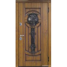 Металлическая дверь «Медведев и К» модель Ампир