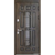 Металлическая дверь «Медведев и К» модель Аврора