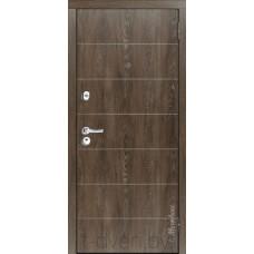 Металлические двери «МетаЛюкс» М54