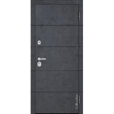 Металлическая дверь «Металюкс» М712/1