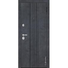 Металлическая дверь «Металюкс» М715