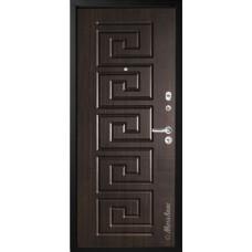 Металлические двери «МетаЛюкс» М21