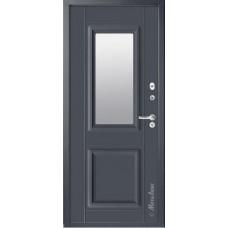 Металлические двери «МетаЛюкс» М34/7 Z
