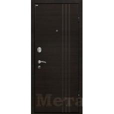 Металлическая дверь «МеталЮр» М15