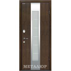 Металлическая дверь «МеталЮр» М34