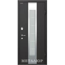 Металлическая дверь «МеталЮр» М35