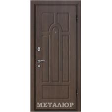 Металлическая дверь «МеталЮр» М12